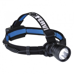 Svjetiljka Naglavna 120lm Bez Baterija (3xaaa ) Fervi 0493/2