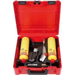 "Plamenik Na Kartušu Za Lemljenje Super Fire 3 Hot Box Rothenberger 7/16"" 28mm Eu"