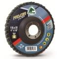 Lamelasti Brusni Disk 115x22,23mm  K80 Metal/Inox Pro-Cer Stayer