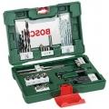 Set svrdla i bitova s kutnim izvijačem 41-dijelni V-Line Bosch