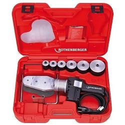 Aparat Za Zavarivanje Spojnica PVC cijevi Rothenberger 800w 20/25/32/40/50/63mm