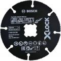 Rezna Ploča 115x22,23mm HM Carbidemulti X-Lock Pvc/Drvo/Čavli/Gips Bosch