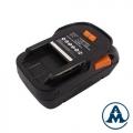 Baterija Li-ion 18V za AEG Alate BST 18X L1815R 2,0Ah