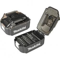 "Set Bit Nastavaka ""Bit-Box"" 21/1 +Adapter 1/4"" 6-Kutni Makita B-68323"