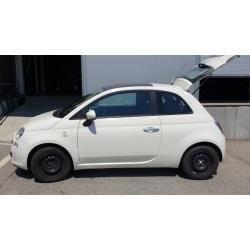 Električni automobili na struju i baterije Fiat 500 E