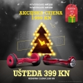 Božićni Set 016 - Hoverboard MP150 + Hoverboard MP250
