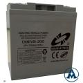 Baterija olovna gel deep-cycle 8V 200Ah BAT200