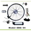 Kit kotač s motorom baterijom i komplet opremom za elektrobicikl 500W