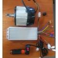 Motor 48V 800W + Kontroler Teretne Trokolice XJN-TS1000 + Ručica Gasa