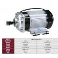 Motor za samogradnju elektro vozila BM1412 1000W