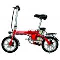 Električni bicikl na baterije Pony preklopiv 48v Li-Ion