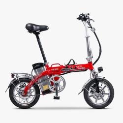 """Električni Bicikl Preklopni DY-01 14"""" Li-ion 48V 12Ah 350W"""
