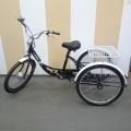 """Tricikl 24"""" Torpedo (s košarom)"""