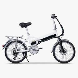 "Elektro Bicikl Preklopni FY-057 20"" Li-ion 48V 10Ah 250W"
