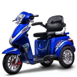 Elektro Tricikl na Baterije T408 1000W 60V 20Ah
