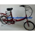 Elektro bicikl na Baterije AMGDRPONY 24V