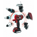 Multi aku alat Black & Decker MT143K
