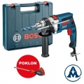 Bosch Udarna Bušilica GSB 16 RE 750W 13mm + Odvijač + Kofer