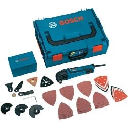 Bosch Multimaster Višenamjenski Alat GOP 250 CE + L-Boxx + 48-dijelni set pribora