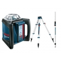 Bosch Laser Građevinski Rotacijski GRL 500 HV + BT170 HD + GR 240