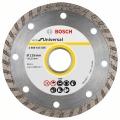 Dijamantna Rezna Ploča 115x22,23x7mm Universal Bosch