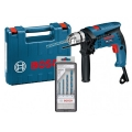 Bosch Udarna Bušilica GSB 13RE 600W + Poklon Svrdla