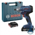 Bosch Aku Udarni Odvijač GDS 250-LI Li-ion 2x18V 3,0Ah 250Nm