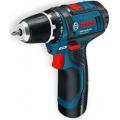 Bosch Aku Bušilica Odvijač Izvijač GSR 10,8-2-Li Li-ion 2x10,8V 2,0h + L-Boxx - 0 601 868 109