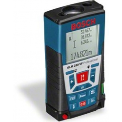 Bosch Laserski Daljinomjer GLM 250 VF