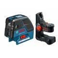 Bosch Točkasti Laserski Nivelir Laser GCL 25P+BM 1