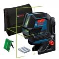 Bosch Nivelir Križni Laser GCL 2-50G 50/15m 4x1,5AA + RM 10