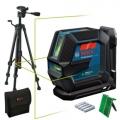 Bosch Nivelir Laserski Križni GLL 2-15 G 4xAA + Stativ BT150 + Držač LB10 + CP + Torbica