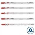 List Ubodne Pile T302H 132X2,3 Clean For PVC Bosch 5/1