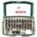 Set držač bita i bit nastavaka Bosch 32 djela