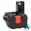 Baterija Ni-MH 12V 2,6Ah 0-Pack HD Bosch