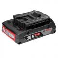 Bosch Baterija Li-ion 18V 2,0Ah