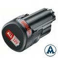 Bosch Baterija Li-ion 12V 2,5Ah