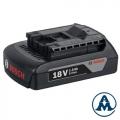 Bosch Aku Baterija Li-ion 18V 1,5Ah