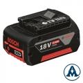 Baterija Li-ion 18V 5,0Ah GBA 18 V M-C CoolPack Bosch