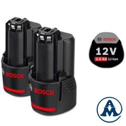 Bosch Baterija Li-ion 10,8V 2,0Ah 2/1