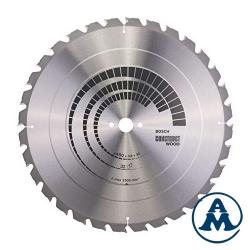 List Kružne Pile 450x30 x3,8/2,5 mm x32Z Drvo Bosch