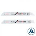Bosch List Recipro Pile 150/100mm 10Z Bi-Metal S922HF Drvo/Metal 2/1