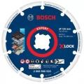 Dijamantna Rezna Ploča 125x2,5x22,23mm Metal X-Lock Bosch