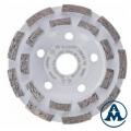 Dijamantna Brusna Ploča 125x22,23x5 mm Dvoredni Segment Bosch