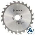 List Kružne Pile 190mm 24Z Drvo Bosch