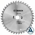 List Kružne Pile 190mm 54Z Aluminium Bosch