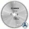 List Kružne Pile 250mm 80Z Aluminium Bosch