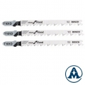List Ubodne Pile T101D 100x 5,2mm Meko Drvo /Čisti Rez 3/1 Bosch