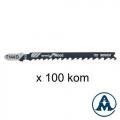 List Ubodne Pile T144D 100x50x5,2mm Drvo/Iverica Grubi Rez 100/1 Bosch