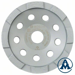 Dijamantna Brusna Ploča 125x22,23 mm Standard for Concrete Bosch